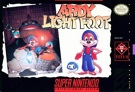 Ardy Light Foot, gebraucht - SNES