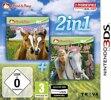 2in1 Mein Fohlen 3D & Mein Reiterhof 3D - 3DS
