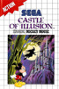 Castle of Illusion Starring Mickey, gebr. - Master System