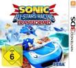 Sonic & SEGA All-Stars Racing 2 Transformed - 3DS