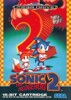 Sonic The Hedgehog 2, gebraucht - Mega Drive