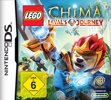 Lego Legends of Chima Laval's Journey, gebraucht - NDS