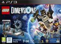 LEGO Dimensions - Starterpack & Figur - PS3