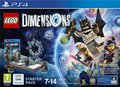 LEGO Dimensions - Starterpack & Figur - PS4