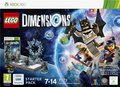 LEGO Dimensions - Starterpack & Figur - XB360