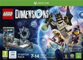 LEGO Dimensions - Starterpack & Figur - XBOne