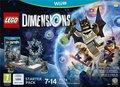 LEGO Dimensions - Starterpack & Figur - WiiU