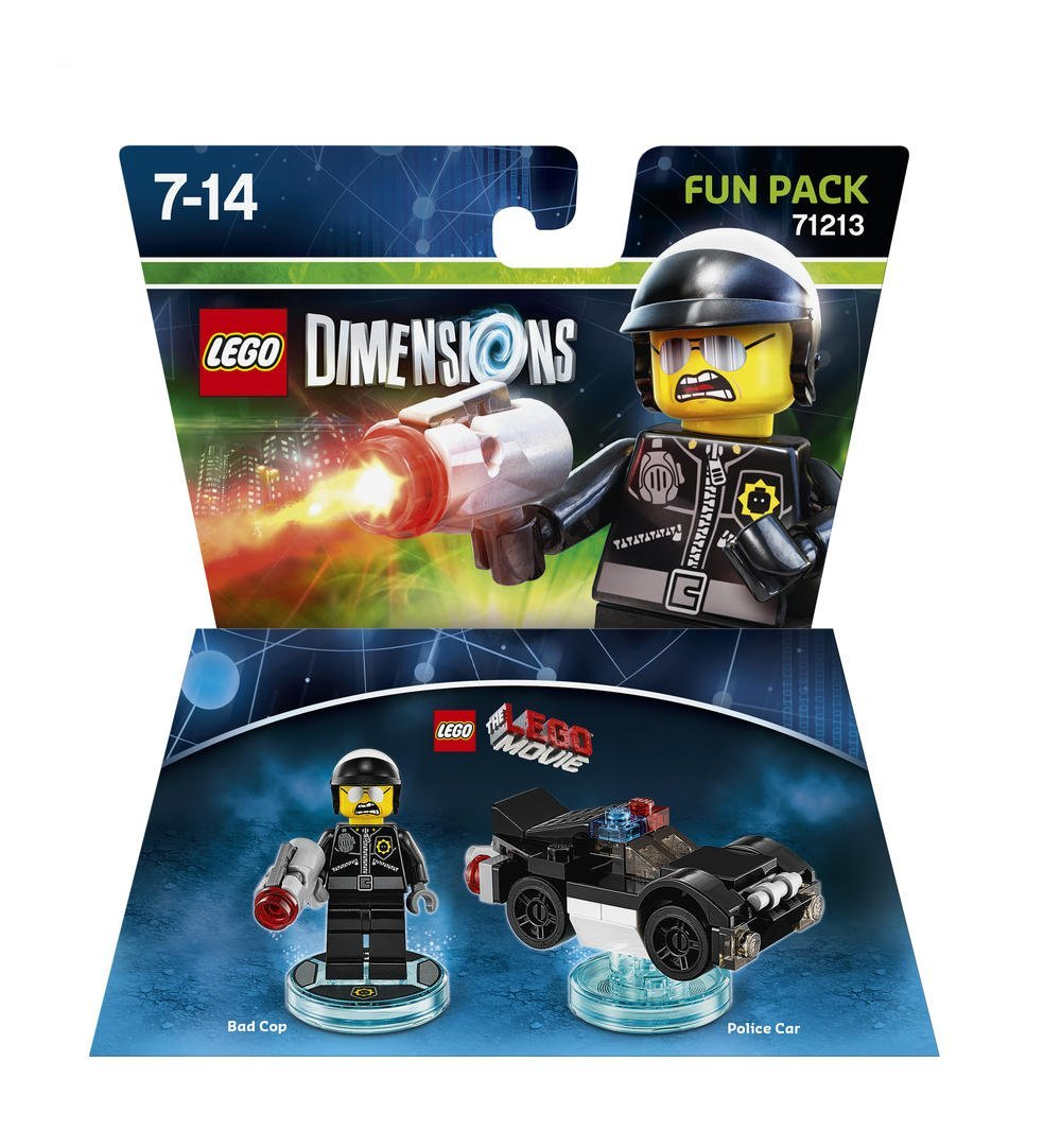 LEGO Dimensions - Fun Pack The Lego Movie Bad Cop