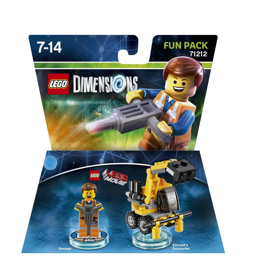 LEGO Dimensions - Fun Pack The Lego Movie Emmet
