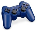 Controller Wireless, DualShock 3, blue, Sony, OEM - PS3