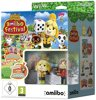 Animal Crossing - amiibo Festival inkl. 2 Figuren - WiiU
