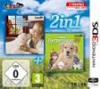 2in1 Meine Tierarztpraixs 3D & Meine Tierpension 3D - 3DS