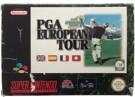 PGA European Tour, gebraucht - SNES