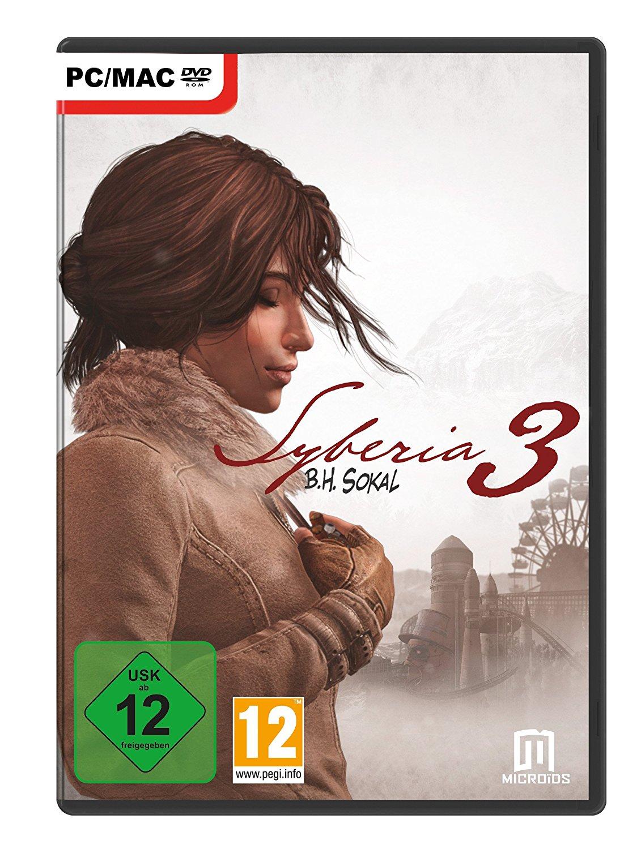 Syberia 3 - PC-DVD/MAC