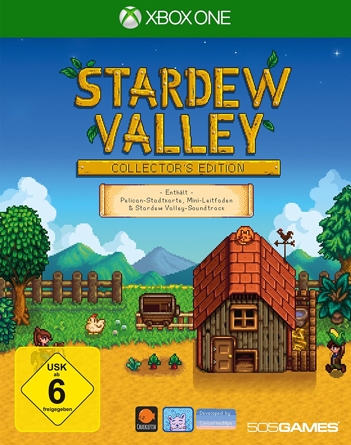 Stardew Valley Collectors Edition - XBOne