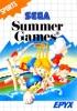 Summer Games, gebraucht - Master System