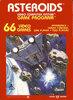 Asteroids, gebraucht - Atari 2600