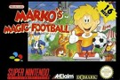 Markos Magic Football, gebraucht - SNES