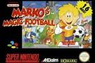 Markos Magic Football, gebraucht - SNES