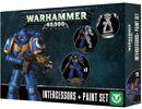 Warhammer 40.000 - Intercessors & Farb Set