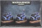 Warhammer 40.000 - Bikeschwadron der Space Marines