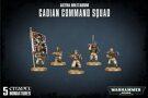 Warhammer 40.000 - Astra Militarum Cadian Command Squad