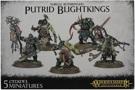 Warhammer Age of Sigmar - N. Rotbringers Putrid Blightkings