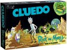 Brettspiel - Cluedo Rick and Morty Back in Blackout