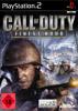 Call of Duty 1 Finest Hour, gebraucht - PS2