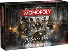 Brettspiel - Monopoly Assassins Creed Syndicate