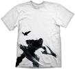 T-Shirt - Darksiders Keyart, weiß (Größe S)