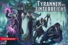 Brettspiel - Tyrannen des Unterreichs (D&D)