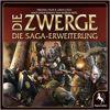 Brettspiel - Die Zwerge Addon Die Saga-Erweiterung L.A.