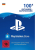 Playstation Network Card 100 EUR (DT) - PSN-PIN