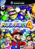 Mario Party 4, gebraucht - NGC