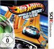 Hot Wheels Worlds Best Driver, gebraucht - 3DS