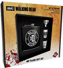 Flachmann - The Walking Dead DD Walker Hunter Geschenkset