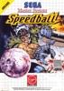 Speedball 1, gebraucht - Master System