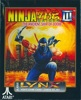 Ninja Gaiden 3, gebraucht - Atari Lynx