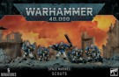 Warhammer 40.000 - Space Marines Scouts