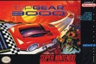 Top Gear 3000, gebraucht - SNES