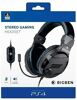 Headset Stereo Gaming, V3, titan schwarz, BigBen - PS4/PS5