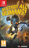 Destroy all Humans! 2019 - Switch