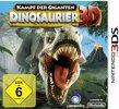 Kampf der Giganten 1 Dinosaurier 3D, gebraucht - 3DS