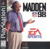 Madden NFL 1998, gebraucht - PSX