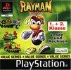 Rayman Junior 1.+ 2. Klasse, gebraucht - PSX