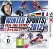 Winter Sports 2012 Feel the Spirit - 3DS